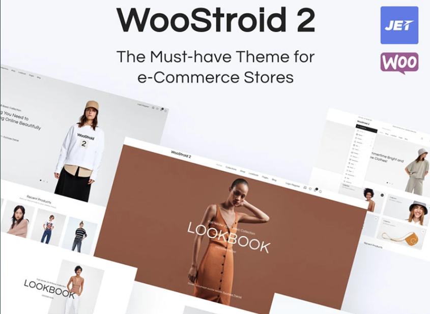 5 thèmes à la mode pour votre boutique WooCommerce en 2019