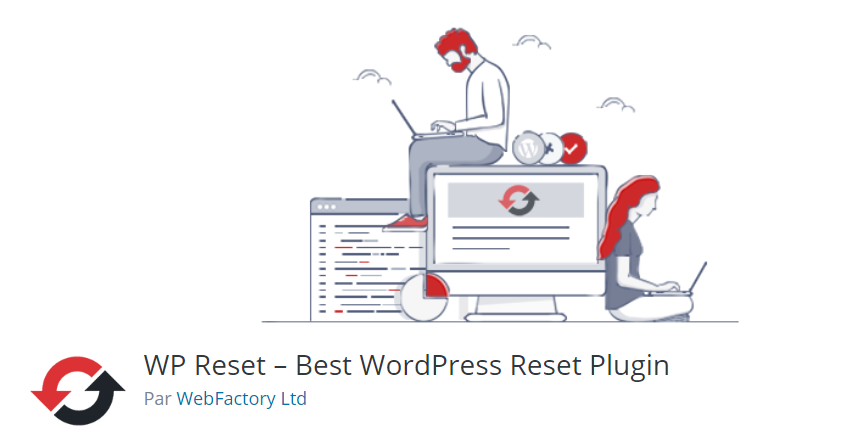 On a testé : WP Reset Best WordPress Reset Plugin
