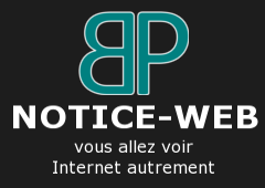 Notice-Web / Pascal Bonnamy