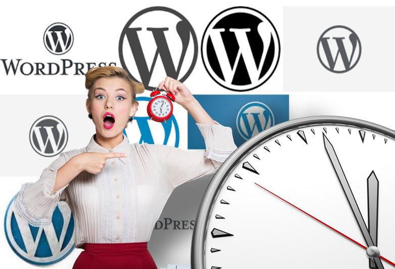 Comment changer l'heure de son site WordPress