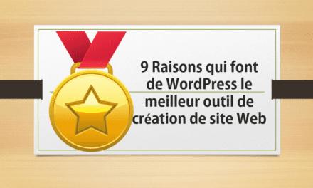 9 Raisons qui font de WordPress et WooCommece les meilleurs outils de création de site Web