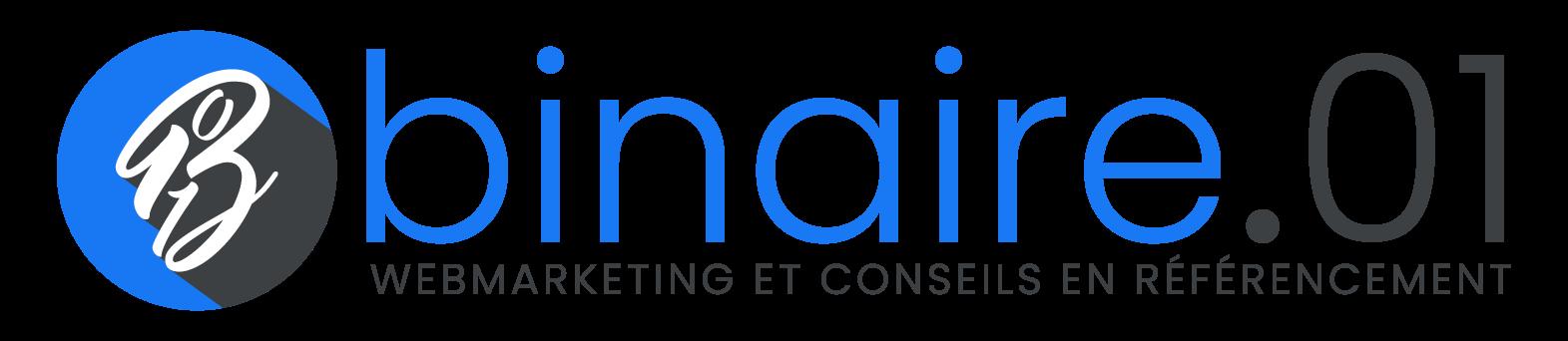 BINAIRE 01 | Agence web à Paris