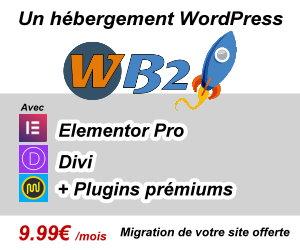 Quel hébergement pour WordPress – WooCommerce ?