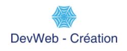 DevWeb – Création