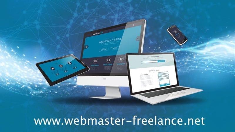 webmaster freelance La Rochelle