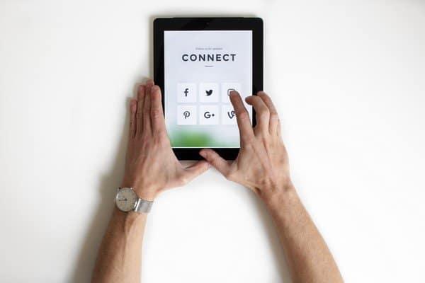 Vous pouvez partager votre contenu sur les réseaux sociaux.
