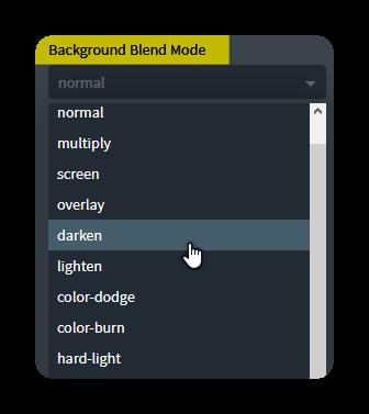 blend mode