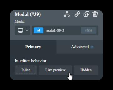 comportement modal