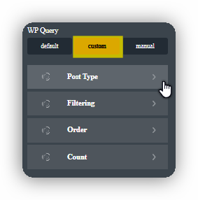 custom query 1