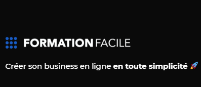 Formation Facile