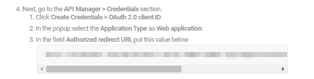 Rediriger l'URI dans Forminator pour Google