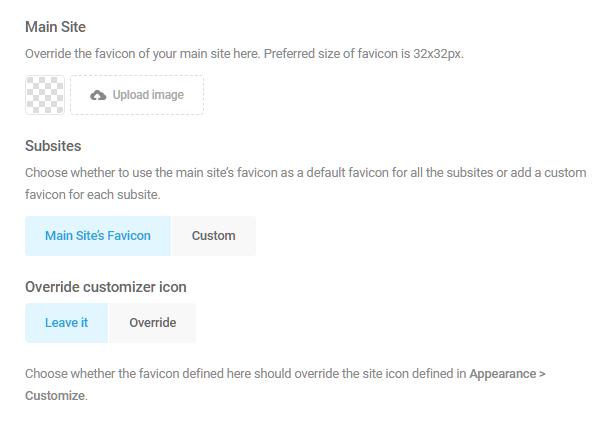Branda-images-favicon multisite