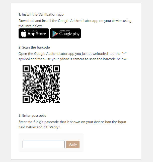 Téléchargez et installez l'application Google Authenticator