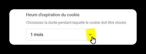 expiration cookies