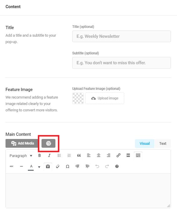 Incorporer un formulaire Forminator dans un module Hustle