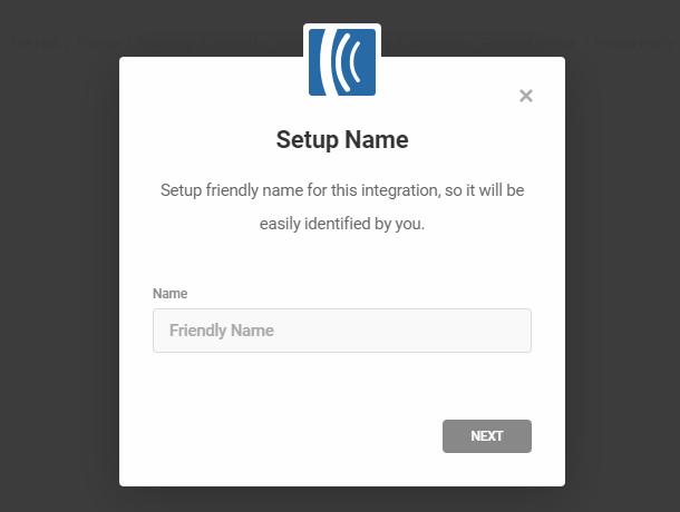 Configurer le nom pour l'intégration Aweber dans Forminator