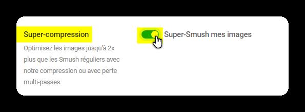 super compression
