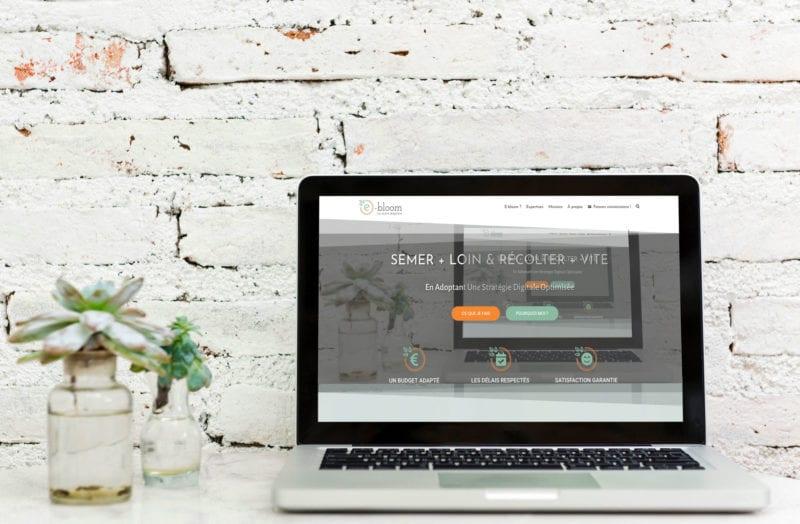 [Consultant web marketing] – E-bloom – La serre digitale