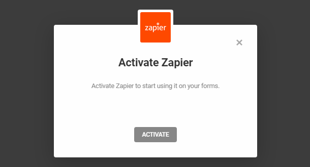 Intégration Zapier avec Hustle