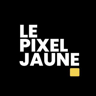 LE PIXEL JAUNE