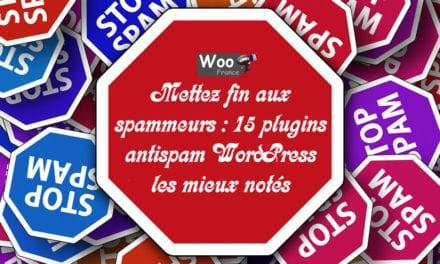 Mettez fin aux spammeurs : 15 plugins antispam WordPress les mieux notés