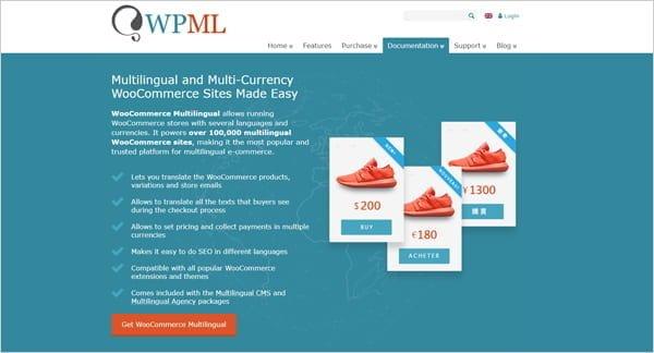 WPML - Plugin multilingue WordPress