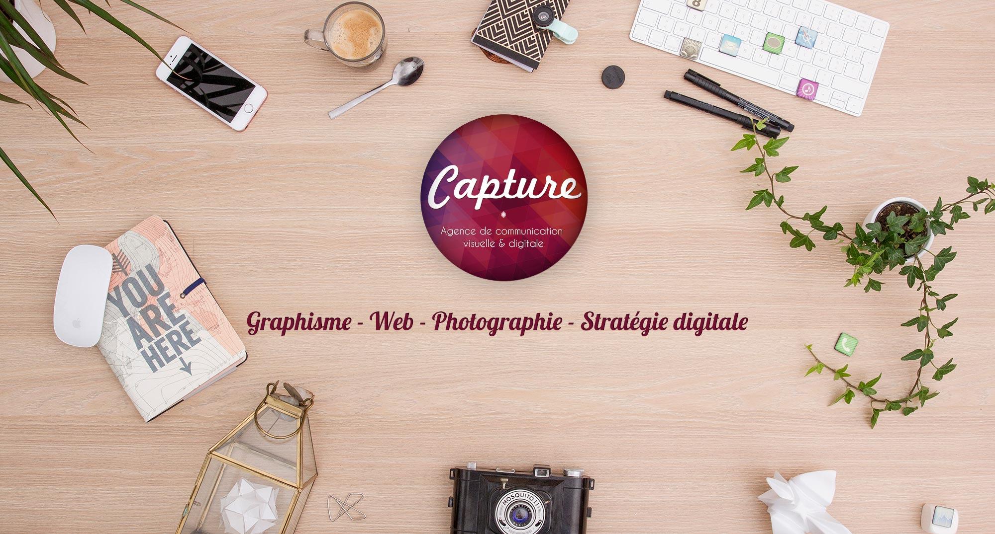 capture communication agence de communication visuelle digitale caen normandie txt
