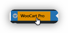 acces woocart