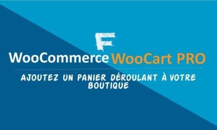 WooCart Pro – Ajoutez un panier déroulant à votre boutique WooCommerce