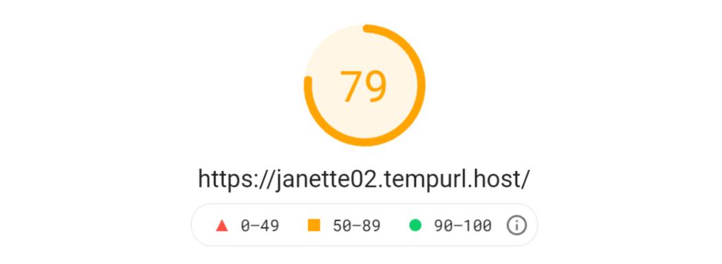 Score GPSI 79