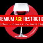 Premium Age Verification/Restriction for WordPress – Contenus soumis à une limite d'âge